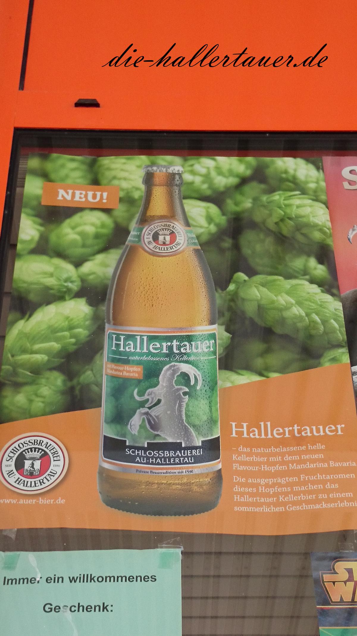 Hallertauer Bier