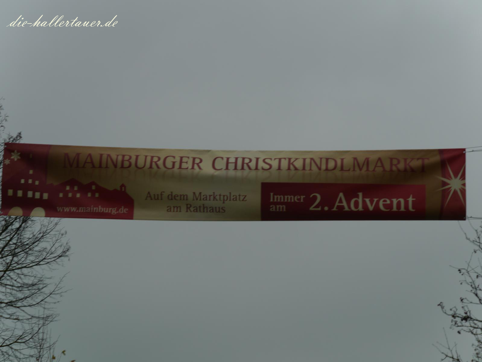 Christkindlmarkt Mainburg