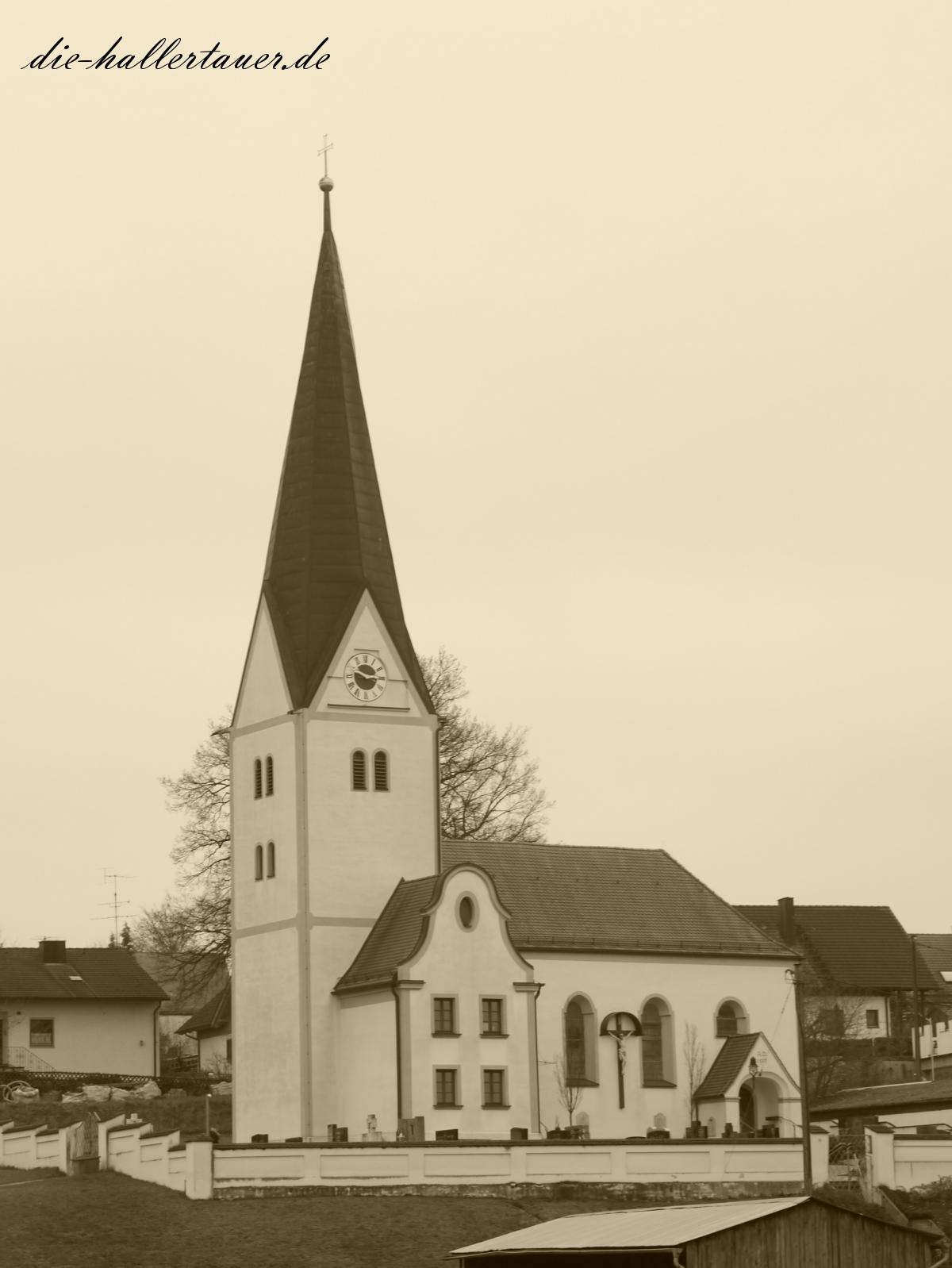 Kirche in Unterempfenbach