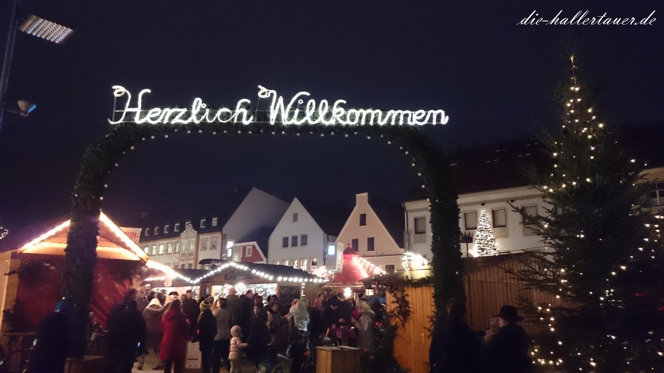 Christkindlmarkt Pfaffenhofen
