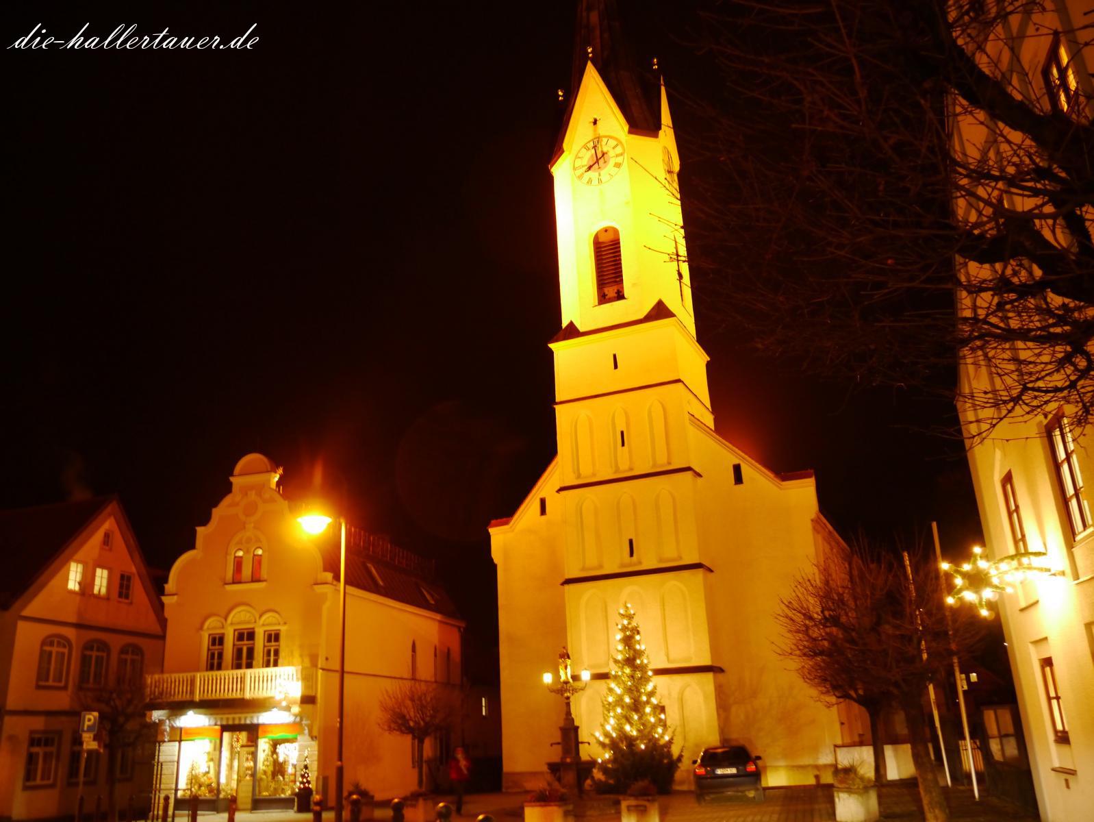 Nandlstadt zur Weihnachtszeit