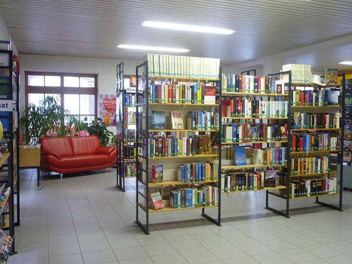 Gemeindebücherei Au