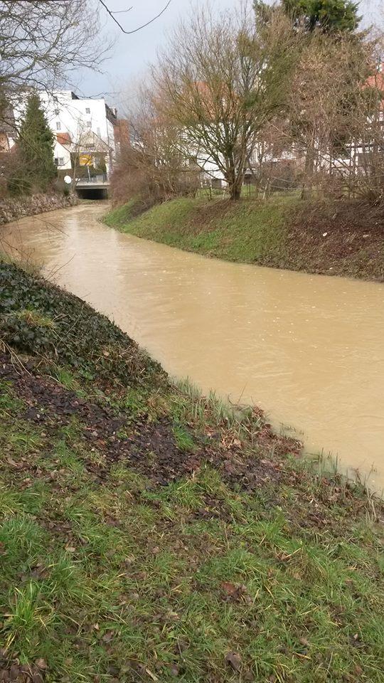 Hallertauer Hochwasser