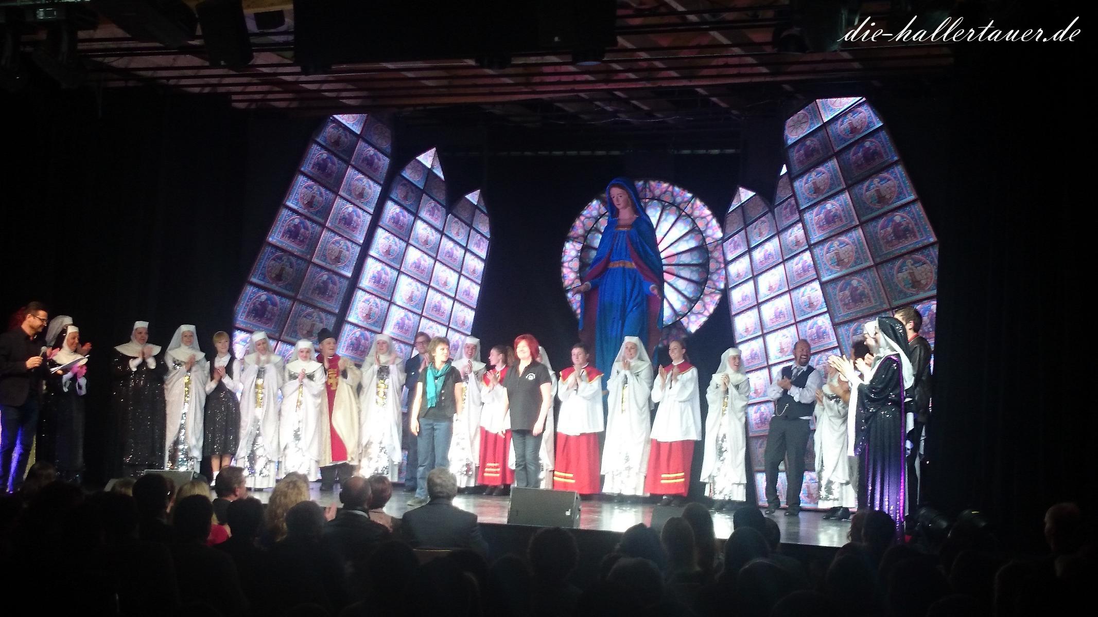 Sister Act Musical Nandlstadt