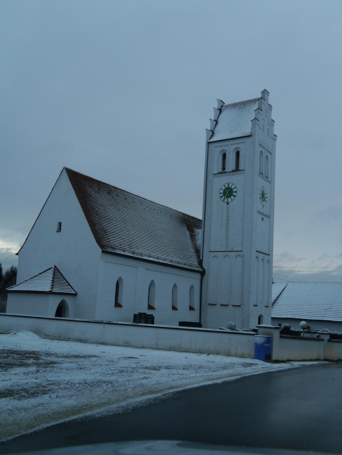 Kirche Dürnzhausen