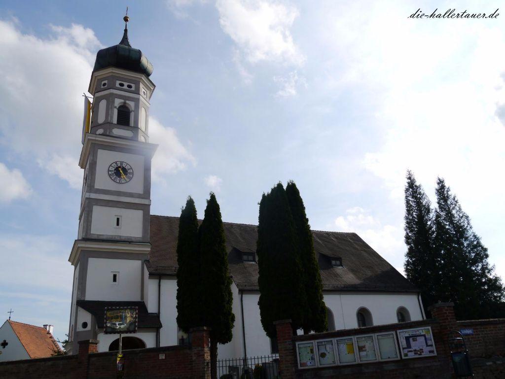 Kirche Mauern