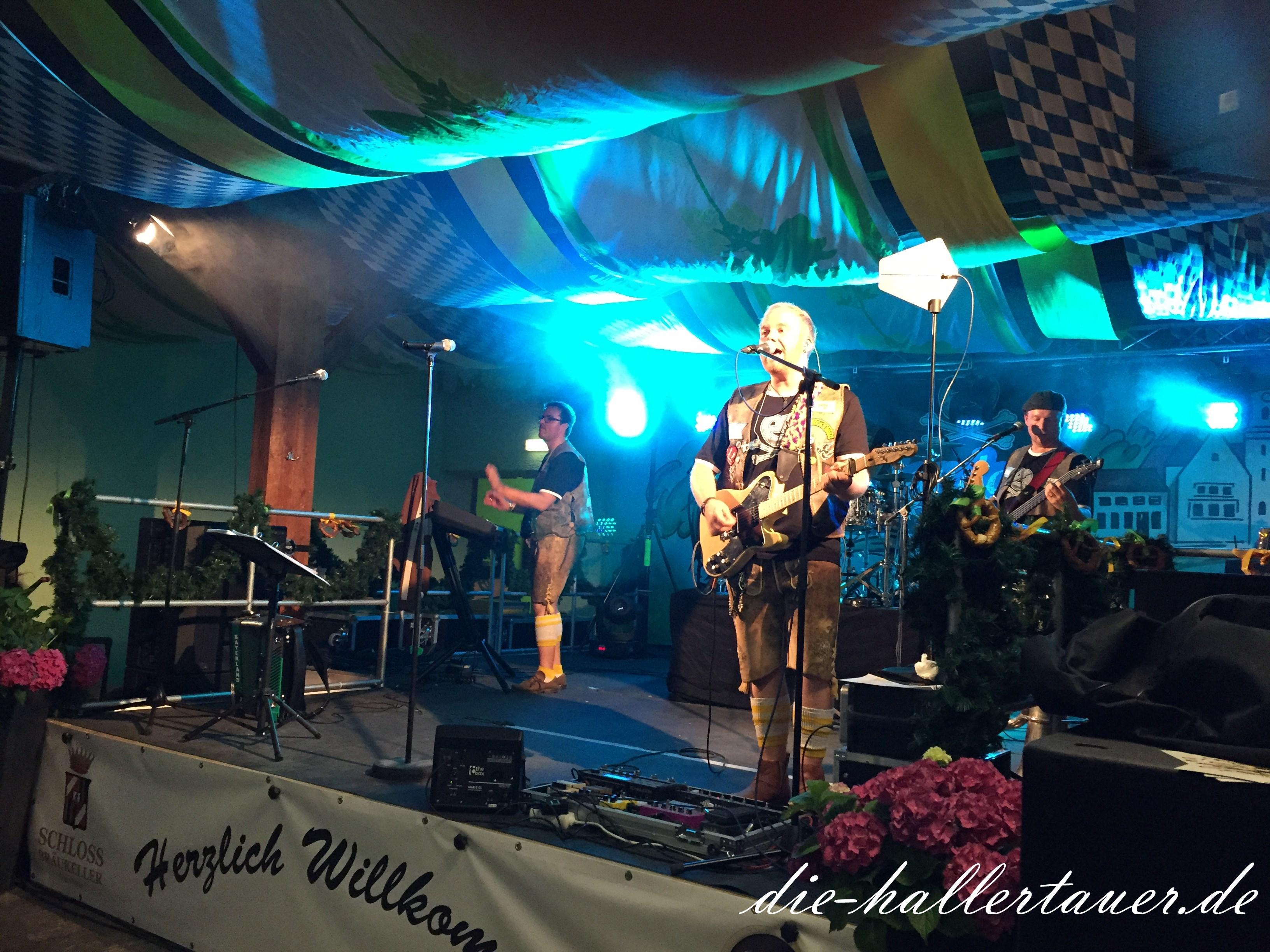 Hopfenfest Au in der Hallertau 2015
