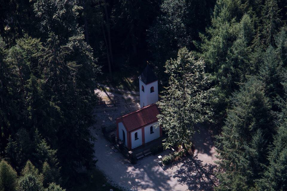 Maria Hilf Kapelle in Osterwaal!
