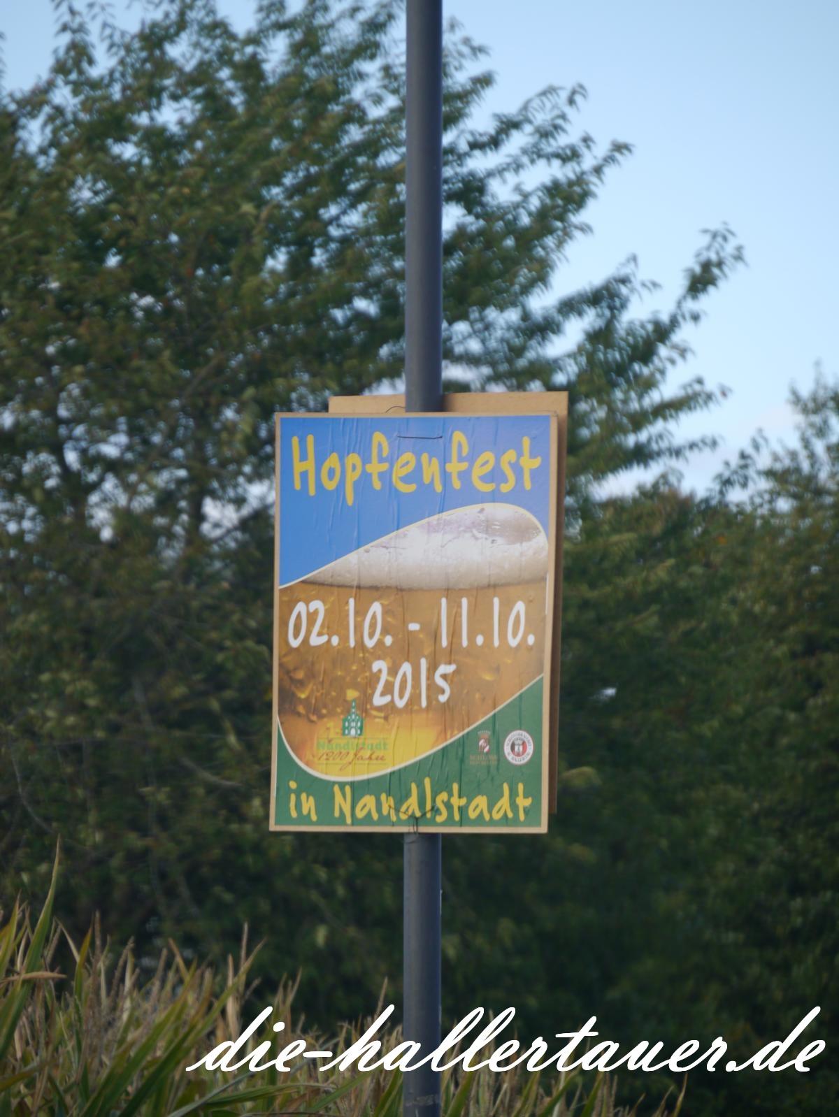 Hopfenfest Nandlstadt