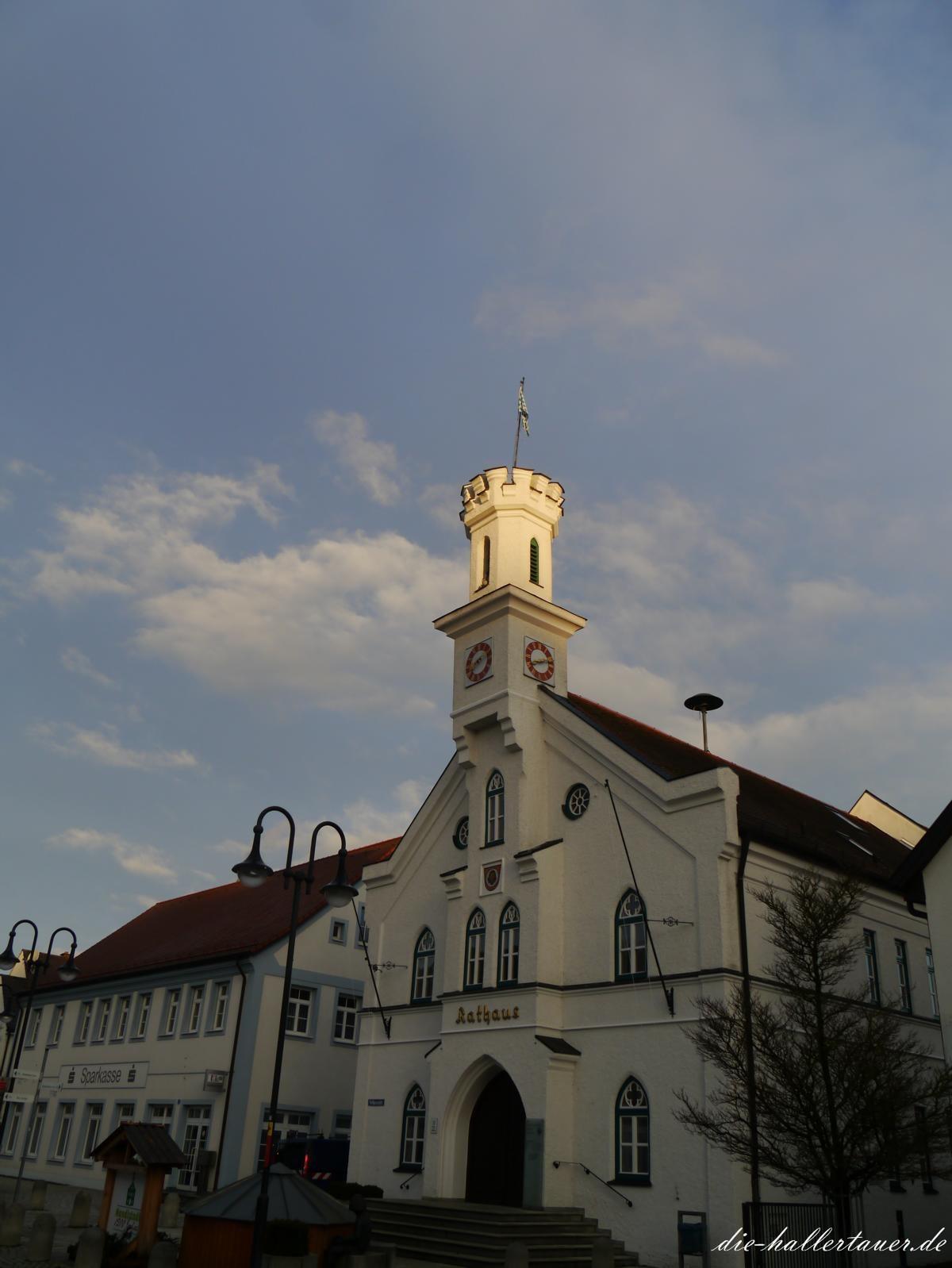 Nandlstädter Rathaus