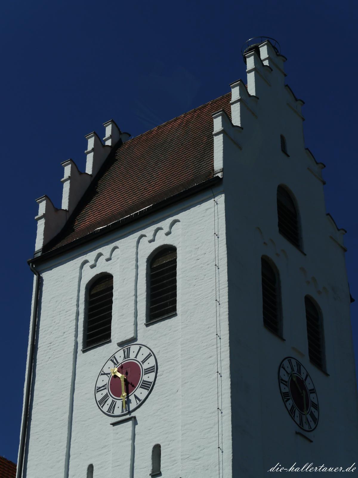 Kirchturm Hallertau